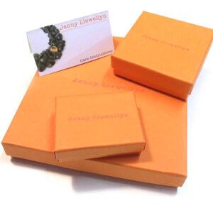Jenny llewellyn orange packaging
