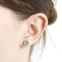 1 cup studs – in ear