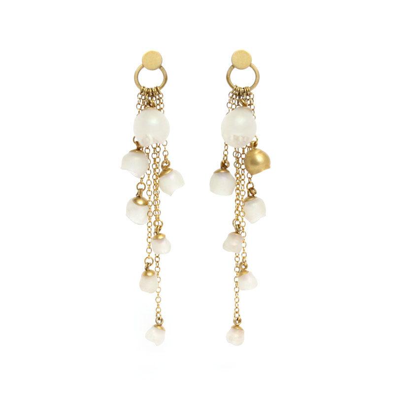 who needs pearls cascade earrings jenny llewellyn