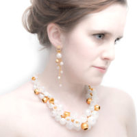 Who needs Pearls necklace and cascade earrings V2