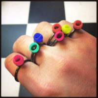 ring mix worn