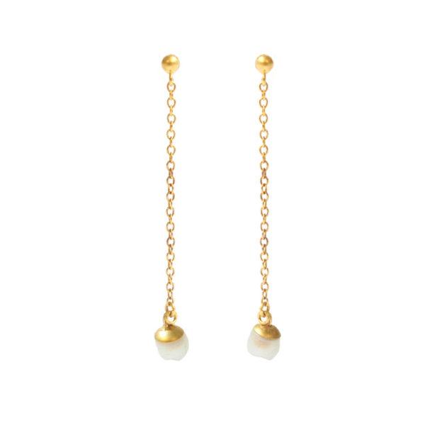 Who Needs Pearls Mini chain drops
